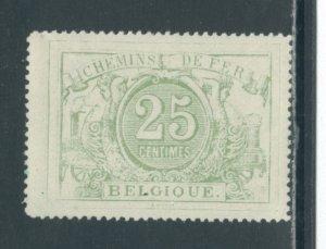 Belgium Q10  MH thin cgs