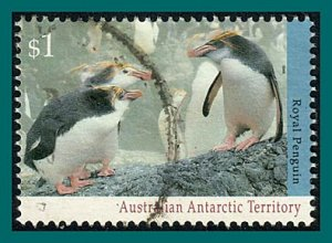 AAT 1993 Wildlife, Royal Penguin, used #L86A,SG94