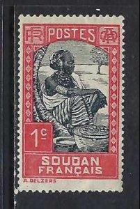 FRENCH SUDAN 61 MOG  M830-1