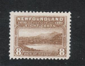 Newfoundland #93 Very Fine Never Hinged