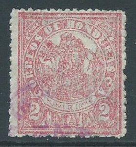 Honduras, Sc #245, 2c Used