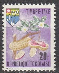 Togo #J67 MNH  (S7659)
