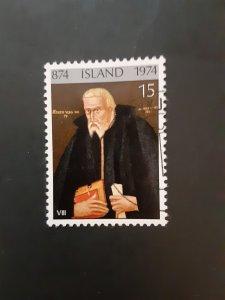 *Iceland #463      Used