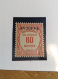 Andorra  (French)  # J11  MH