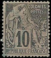 French Colonies  - 50 - Unused - SCV-11.00