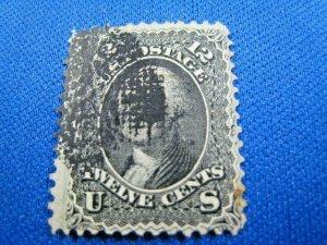 UNITED STATES, 1861 SCOTT #97 -  USED