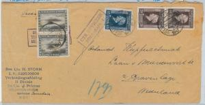 62956  Netherlands Dutch East Indies - POSTAL HISTORY: FIELD MAIL from SOERAVAJA
