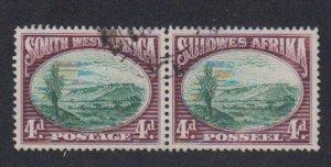 Southwest Africa - 1931 - SC 113 - Used