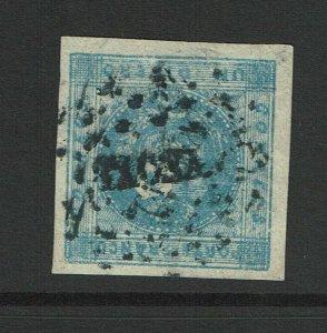Peru SC# 3 Used / TAC?A Cancel / Small Pinhole - S8923