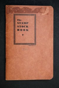 US Old Cut Square Stamp Collection 92 Used in Stamp Stock Book Album B