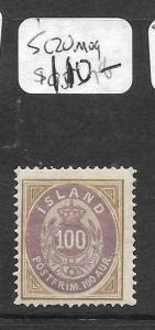 ICELAND (PP2801B) SC 20  MOG