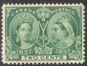 Canada Mint #52 XF NH Jubilee