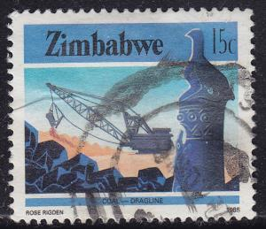 Zimbabwe 501 USED 1985 Agriculture & Industry