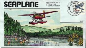 US Collins FDC SC#2468 Seaplane