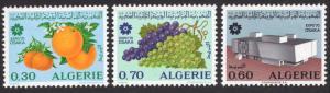 ALGERIA SCOTT 439-441
