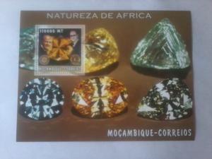 MOZAMBIQUE SHEET MINERALS DIAMONDS ROTARY LIONS CLUB