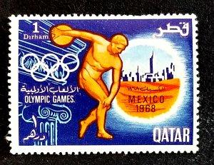 Qatar #140 MNH XF
