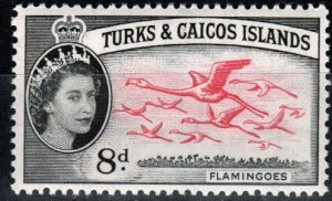 Turks And Caicos #129 MNH CV $3.25 (X1388)