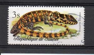 Guinea 744 used CTO