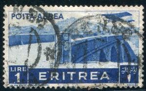 Eritrea Sc# C3 Used F-VF (Er)