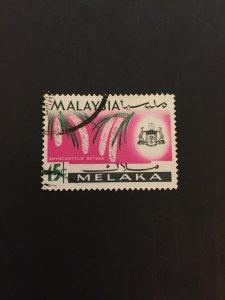*Malaya Malacca #72u