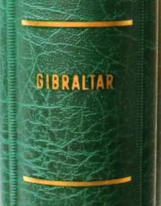 DP 04 GIBRALTAR BINDER WITHOUT SLIPCASE (LHBDDPGIB)