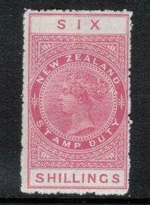 New Zealand #AR37 Mint Fine Lightly Hinged