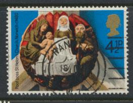 Great Britain SG 967  - Used  - Christmas 1974