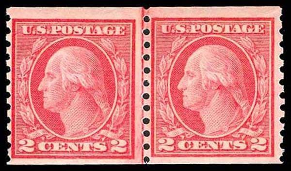 U.S. WASH-FRANK. ISSUES 454  Mint (ID # 77186)