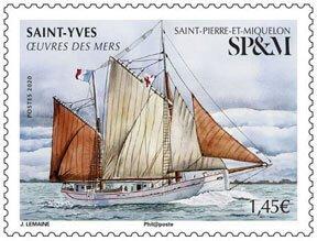 Scott #1096 Work of the Seas MNH
