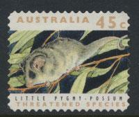 Australia SG 1330  Used perf 11½ Threatened Species -possum