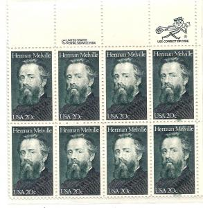 2094 Mint,OG,NH... Zip Block of 8... SCV $3.25