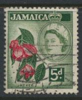 Jamaica  SG 165  -  Used-  see scan and details