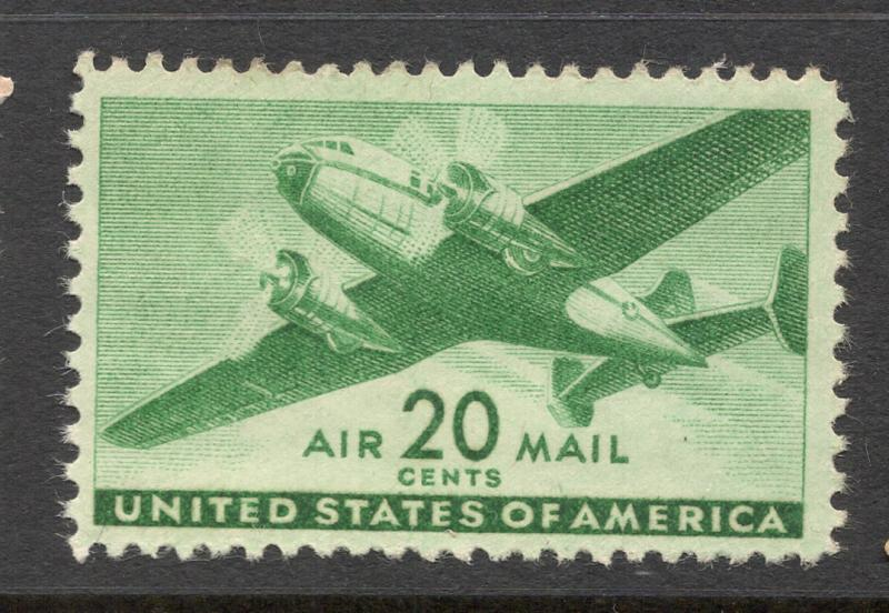 US#C29 Bright Green - Unused - O.G. - L.H.