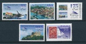 1999 Netherlands Antilles 1000-1004 Ships with sails 17,00 €