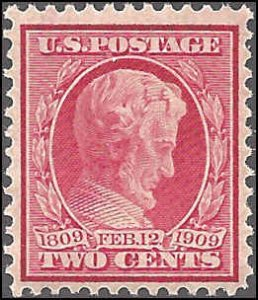 367 Mint,OG,NH... SCV $9.50