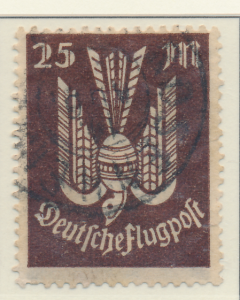 Germany Stamp Scott #C17, Used - Free U.S. Shipping, Free Worldwide Shipping ...