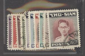 Thailand 268-273 Used F-VF