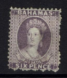Bahamas SG# 30, Mint No Gum, sm center thin, Papermaker Watermark -  Lot 120416