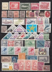 EUROPE ^^^^^^^x57    mint ( mostly)  and  used  collection $$@ ta 479euro