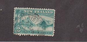 New Zealand - Gibbons #316A used stamp