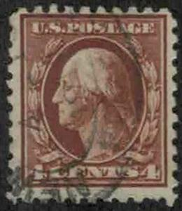 MALACK 465 F/VF, nice used stamp   w6553