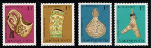 HUNGARY STAMP SEMI POSTAL MH/OG COLLECTION LOT 1969 Stamp Day