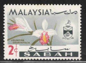 Malaysa Sabah  Scott 18 MH*