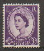Great Britain SG 615ce Used phosphor issue 1 centre band