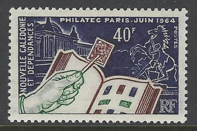 New Caledonia 1964 PHILATEC VF MNH (341)