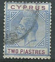 Cyprus SG 92 Used  (at 20% cat)