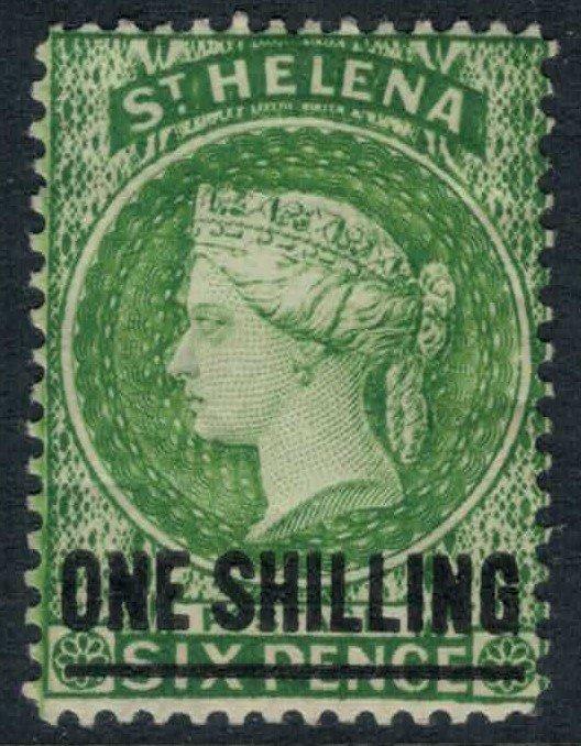 St.Helena #39* CV $65.00