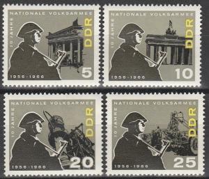 DDR #815-8  MNH  (K525)