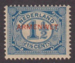Netherlands 1919 SC O8 MLH